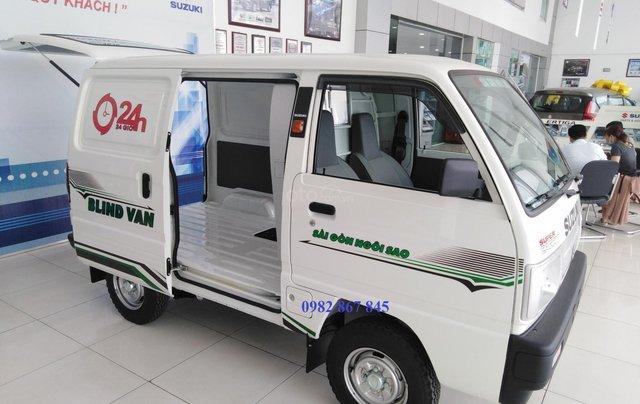 Cần bán xe Suzuki Blind Van sản xuất năm 2020, màu trắng khuyến mãi5