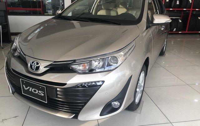 Bán Toyota Vios 1.5MT - Toyota Nam Định - Giảm 50% lệ phí trước bạ - chương trình khuyến mãi tốt - lăn bánh chỉ 128 triệu3