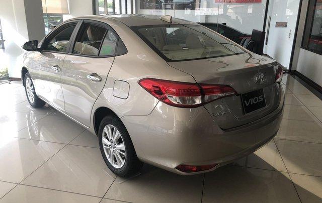 Bán Toyota Vios 1.5MT - Toyota Nam Định - Giảm 50% lệ phí trước bạ - chương trình khuyến mãi tốt - lăn bánh chỉ 128 triệu4