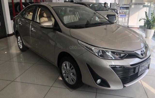 Bán Toyota Vios 1.5MT - Toyota Nam Định - Giảm 50% lệ phí trước bạ - chương trình khuyến mãi tốt - lăn bánh chỉ 128 triệu1