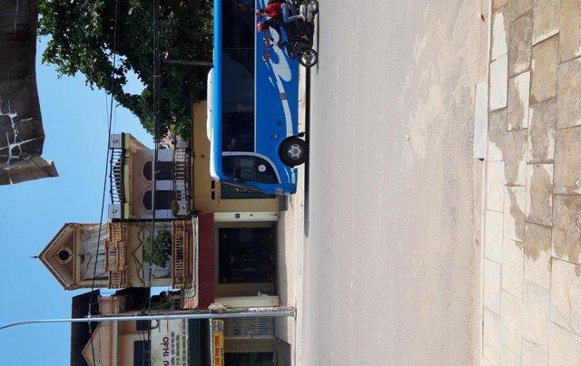 Cần bán xe Hyundai County đời 2004, màu xanh lam, nhập khẩu, giá tốt3