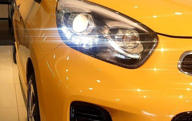 Kia Morning Luxury 2020 màu mới vàng Honey Bee cực hot - giá cực tốt2
