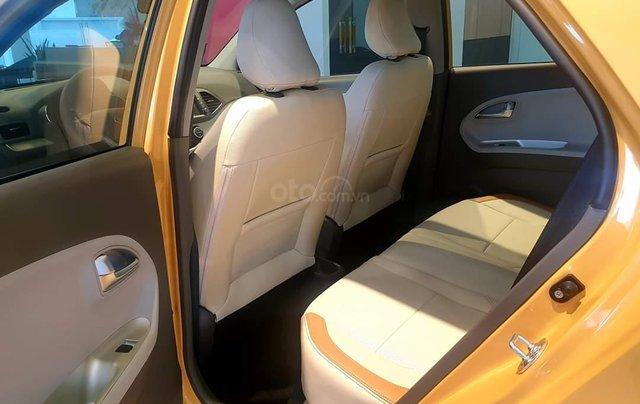 Kia Morning Luxury 2020 màu mới vàng Honey Bee cực hot - giá cực tốt6