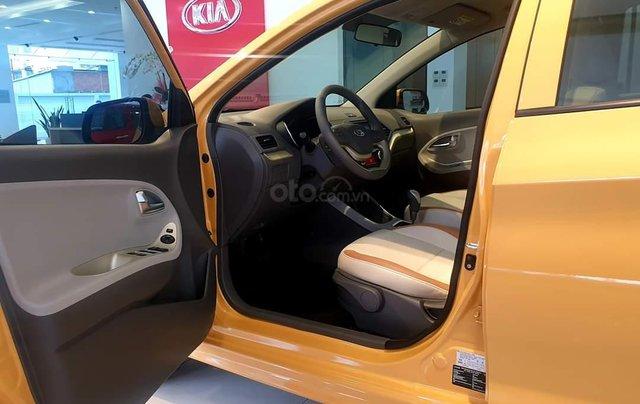 Kia Morning Luxury 2020 màu mới vàng Honey Bee cực hot - giá cực tốt5