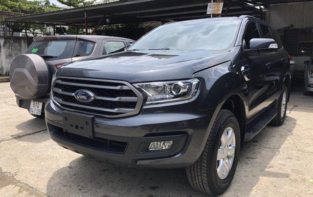[Ford Vũng Tàu] Ford Everest 2.0L AT mới sản xuất 2019 giá tốt nhất, siêu khuyến mãi, đủ màu, giao xe tận nhà0