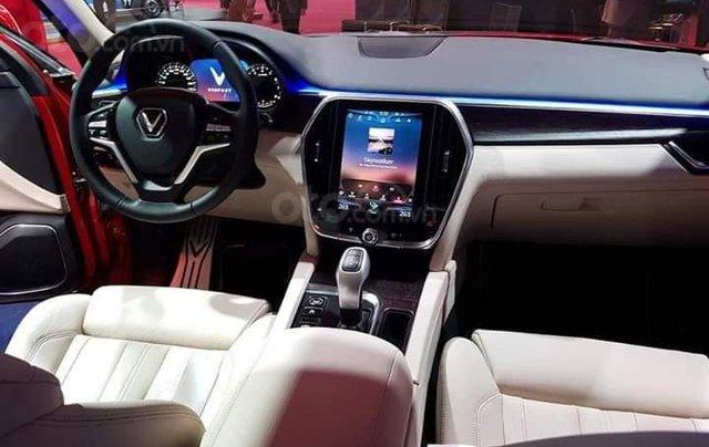 Bán ô tô VinFast Lux A2.0 sản xuất năm 2020, màu xám, sẵn xe, giao nhanh toàn quốc3