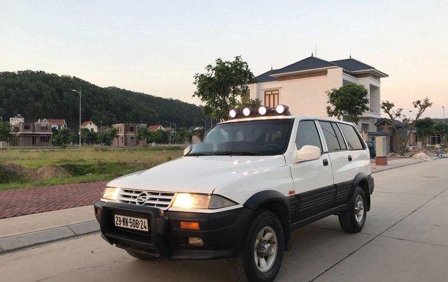 Cần bán gấp Ssangyong Musso năm sản xuất 1998, nhập khẩu  2