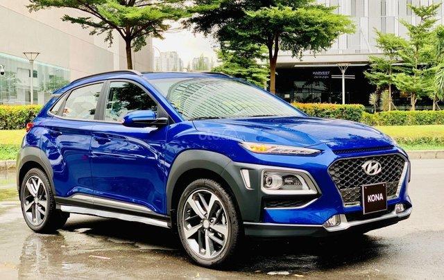 Hyundai Kona giá cực tốt dành cho tháng ngâu, nhanh tay đừng bỏ lỡ 0