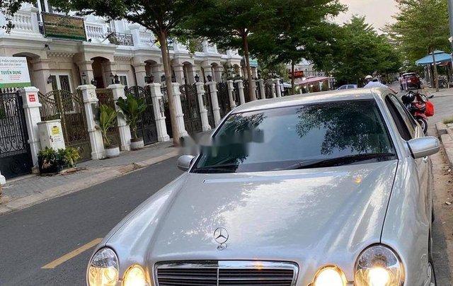 Bán Mercedes E240 đời 2001, nhập khẩu nguyên chiếc xe gia đình0