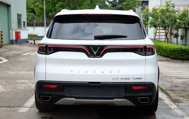 VinFast Biên Hòa cần bán xe VinFast LUX SA2.0 sản xuất năm 2020, màu trắng 2