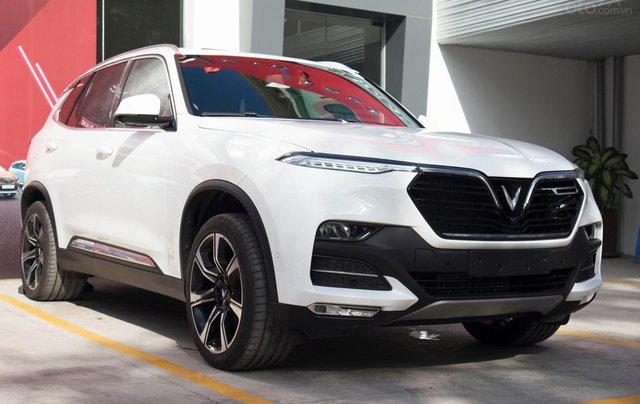 VinFast Biên Hòa cần bán xe VinFast LUX SA2.0 sản xuất năm 2020, màu trắng 7