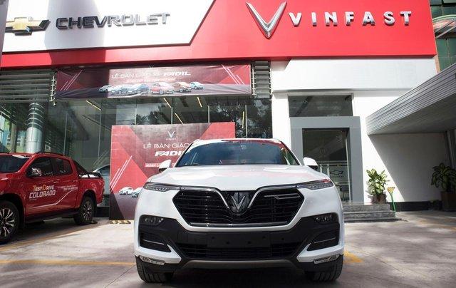 VinFast Biên Hòa cần bán xe VinFast LUX SA2.0 sản xuất năm 2020, màu trắng 9