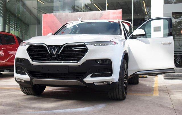 VinFast Biên Hòa cần bán xe VinFast LUX SA2.0 sản xuất năm 2020, màu trắng 13