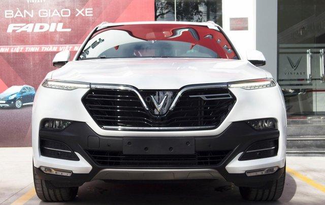 VinFast Biên Hòa cần bán xe VinFast LUX SA2.0 sản xuất năm 2020, màu trắng 11