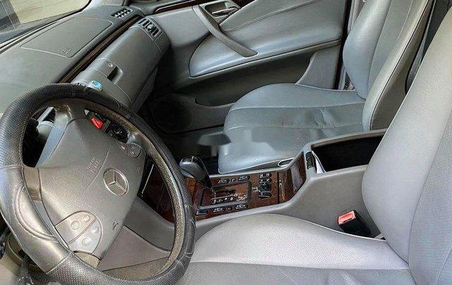 Bán Mercedes E240 đời 2001, nhập khẩu nguyên chiếc xe gia đình6