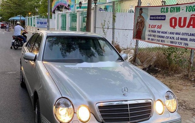 Bán Mercedes E240 đời 2001, nhập khẩu nguyên chiếc xe gia đình5