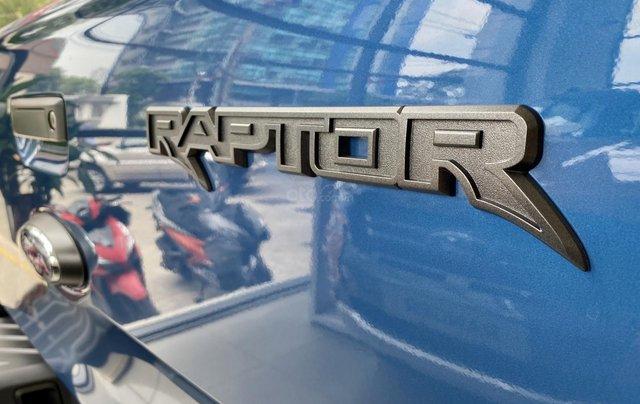 """""""Ác điểu"""" Ford Ranger Raptor 2020 - giao ngay, ưu đãi khủng - giảm tiền mặt và hàng loạt phụ kiện chính hãng0"""