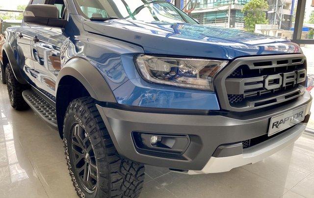 """""""Ác điểu"""" Ford Ranger Raptor 2020 - giao ngay, ưu đãi khủng - giảm tiền mặt và hàng loạt phụ kiện chính hãng1"""
