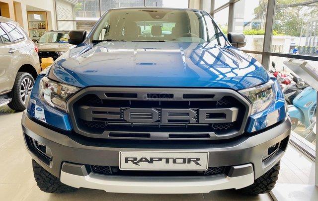 """""""Ác điểu"""" Ford Ranger Raptor 2020 - giao ngay, ưu đãi khủng - giảm tiền mặt và hàng loạt phụ kiện chính hãng2"""