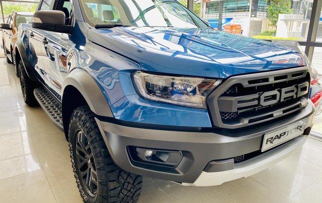 """""""Ác điểu"""" Ford Ranger Raptor 2020 - giao ngay, ưu đãi khủng - giảm tiền mặt và hàng loạt phụ kiện chính hãng3"""