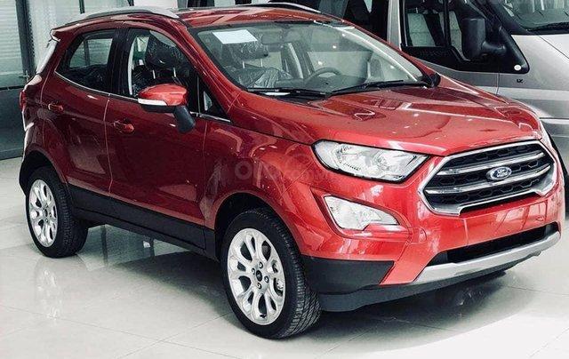 Ford Ecosport 1.0 Titanium đủ màu, giao ngay0
