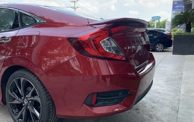 Honda Civic RS giá lăn bánh Đồng Nai trả trước 300tr, mới 100%, ưu đãi khủng, giao ngay3