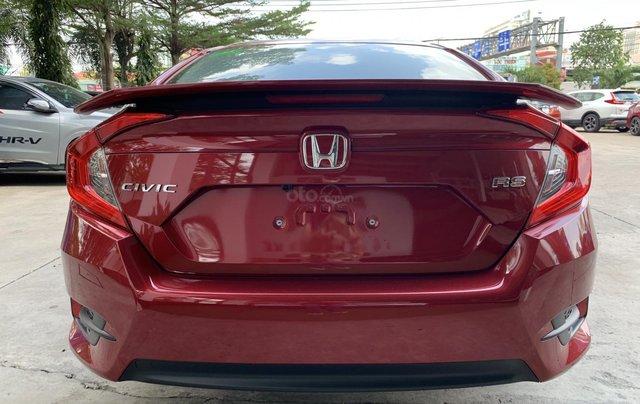 Honda Civic RS giá lăn bánh Đồng Nai trả trước 300tr, mới 100%, ưu đãi khủng, giao ngay4