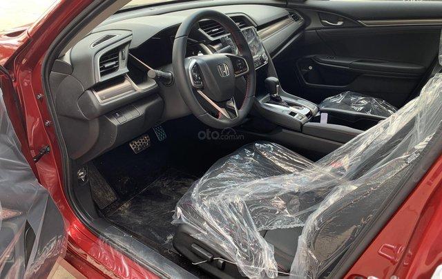 Honda Civic RS giá lăn bánh Đồng Nai trả trước 300tr, mới 100%, ưu đãi khủng, giao ngay8