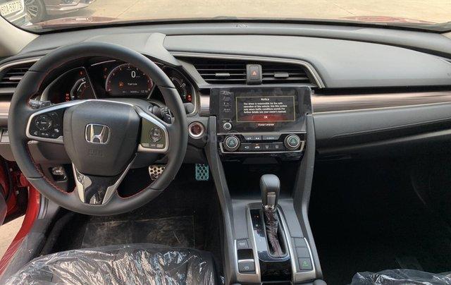 Honda Civic RS giá lăn bánh Đồng Nai trả trước 300tr, mới 100%, ưu đãi khủng, giao ngay10