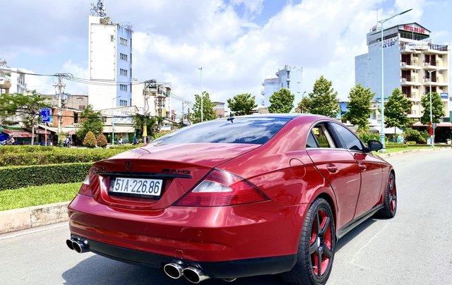 Bán Mercedes CLS 63 Coupe nhập Đức 2007, BS đẹp 226861