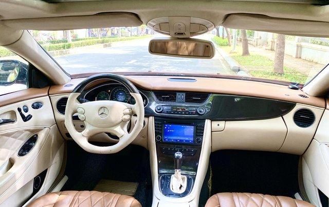 Bán Mercedes CLS 63 Coupe nhập Đức 2007, BS đẹp 226865