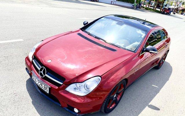 Bán Mercedes CLS 63 Coupe nhập Đức 2007, BS đẹp 226869