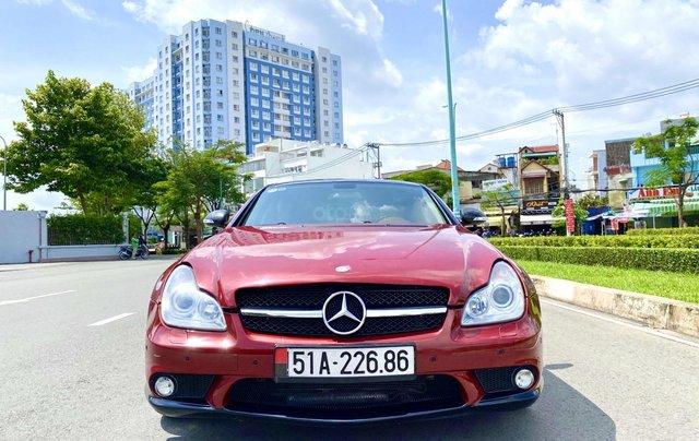 Bán Mercedes CLS 63 Coupe nhập Đức 2007, BS đẹp 2268611