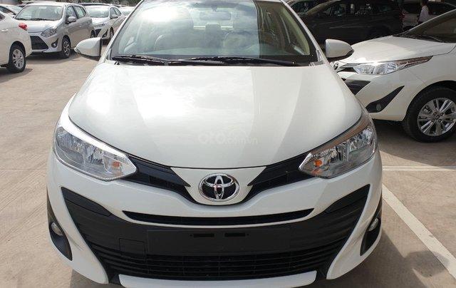 Bán Toyota Vios 1.5 số sàn 2020- vay 80% - trả 120tr nhận ngay xe0