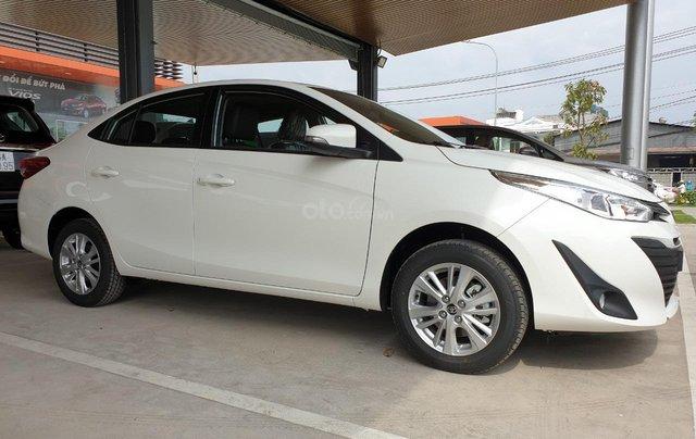 Bán Toyota Vios 1.5 số sàn 2020- vay 80% - trả 120tr nhận ngay xe1