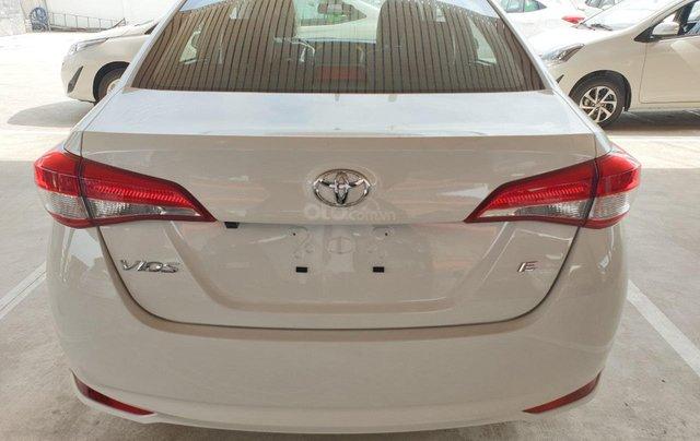 Bán Toyota Vios 1.5 số sàn 2020- vay 80% - trả 120tr nhận ngay xe4
