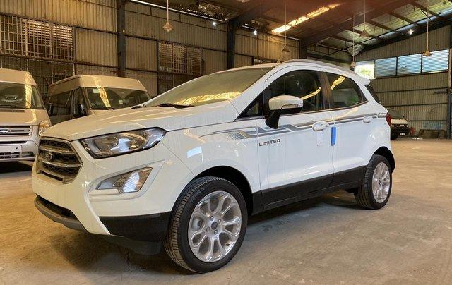 Xe Ecosport 2020 giảm lên đến 80tr xe có giao ngay. Hỗ trợ ngân hàng tất cả các tỉnh đưa trước 140tr 20%0