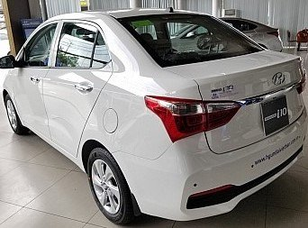 Giá lăn bánh HCM cực Hot - Grand i10 MT sedan bản full/base (419tr/367tr) - HB base 375tr- mới 100% giảm thuế 50%2