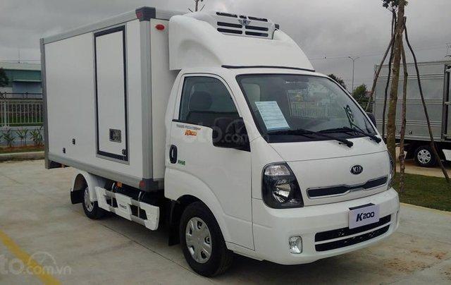 Xe tải đông lạnh Kia K200 tải trọng 0.99 / 1.5 tấn Trường Hải tại Hà Nội1