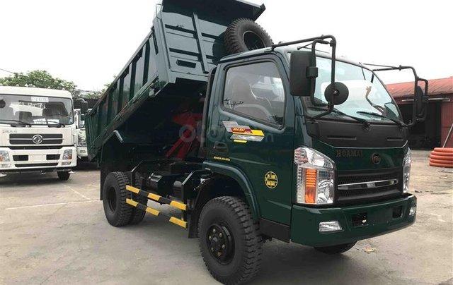 Cần bán nhanh chiếc xe tải thùng ben Hoa Mai đời 2020, giá tốt, giao nhanh