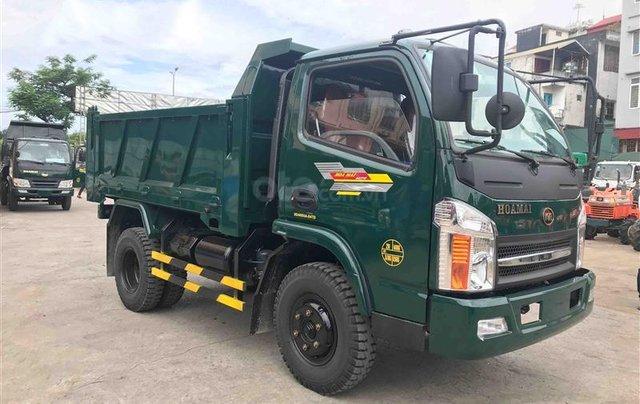 Bán xe tải Hoa Mai Xe 4 tấn năm sản xuất 2019, màu xanh lam, 330 triệu