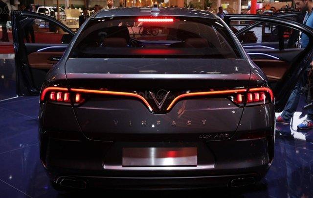 Doanh số bán hàng xe VinFast LUX A2.0 tháng 7/20212