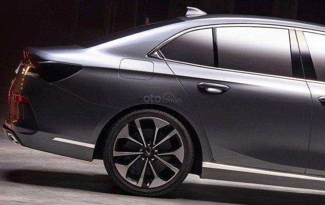 Doanh số bán hàng xe VinFast LUX A2.0 tháng 7/20217