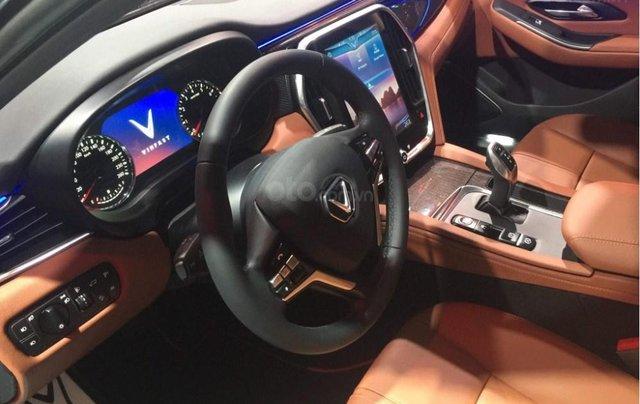 Doanh số bán hàng xe VinFast LUX A2.0 tháng 7/20219