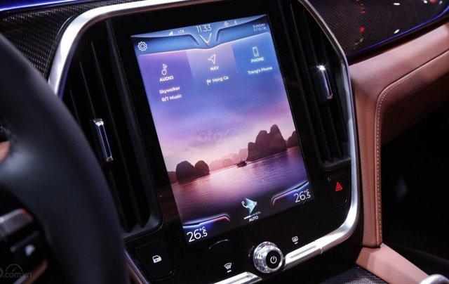 Doanh số bán hàng xe VinFast LUX A2.0 tháng 7/202111