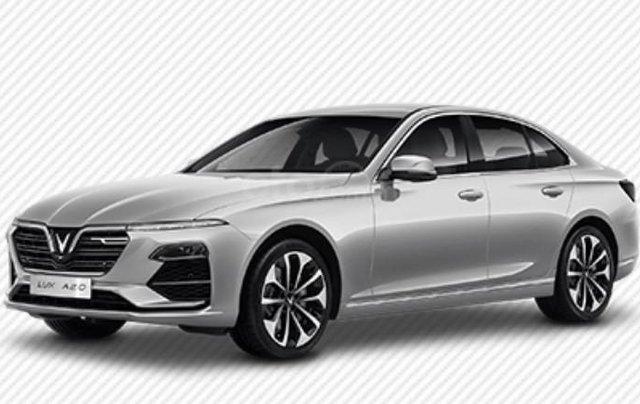Doanh số bán hàng xe VinFast LUX A2.0 tháng 7/202114