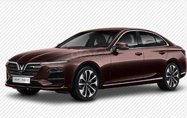 Doanh số bán hàng xe VinFast LUX A2.0 tháng 7/202119