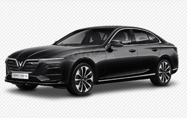 Doanh số bán hàng xe VinFast LUX A2.0 tháng 7/202118