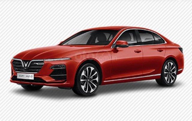Doanh số bán hàng xe VinFast LUX A2.0 tháng 7/202120