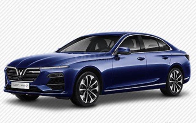 Doanh số bán hàng xe VinFast LUX A2.0 tháng 7/202117